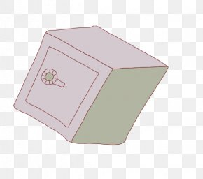 Safe - Square Angle Material PNG