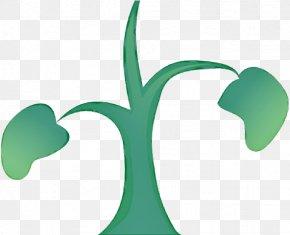 Plant Stem Tree - Green Leaf Clip Art Logo Symbol PNG