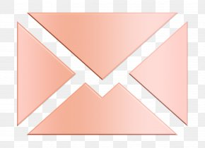 Paper Product Envelope - Mail Icon Email Icon Solid Contact And Communication Elements Icon PNG