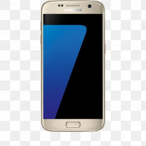 Samsung - Samsung GALAXY S7 Edge Smartphone 4G LTE PNG