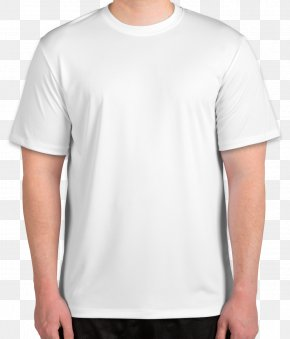 T-shirt - T-shirt Sleeve White Necktie PNG