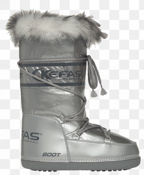 Boot - Snow Boot Shoe Walking Fur PNG