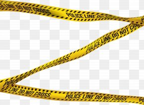 Barricade Tape Clip Art Image - Adhesive Tape Barricade Tape Police PNG