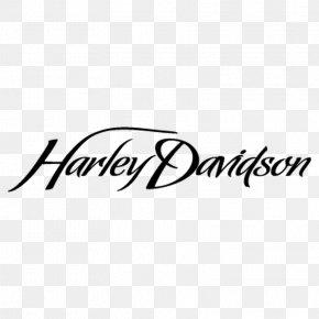 Script Clipart - Harley-Davidson Motorcycle Script Typeface Logo Font PNG