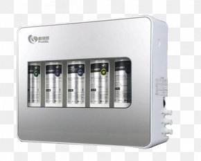 Silver Water Purifier - Water Filter Water Purification Drinking Water PNG