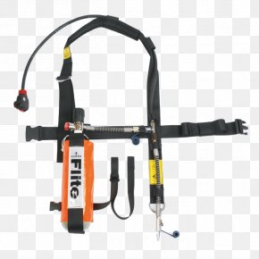 Bandolier - Self-contained Breathing Apparatus Compressed Air 3M Scott Fire & Safety Airline Respirator PNG