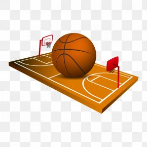 Basketball Court,basketball - Basketball Court Drawing Stock Photography PNG