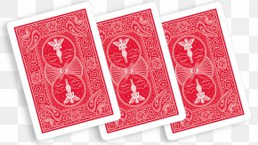 Playing Card Back - Bicycle Playing Cards United States Playing Card Company Card Manipulation Magic PNG