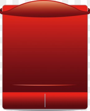 Red Box - Red Text Box Download Computer File PNG