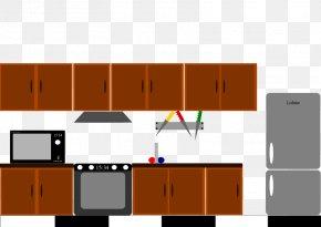 Kitchen Cabinet Cliparts - Kitchen Clip Art PNG
