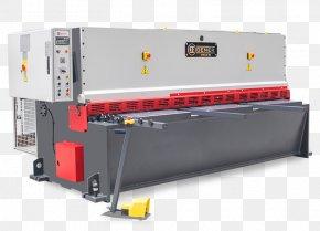 Backgauge - Shearing Cutting Computer Numerical Control Sheet Metal PNG