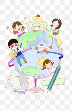 Global Knowledge - Knowledge Illustration PNG