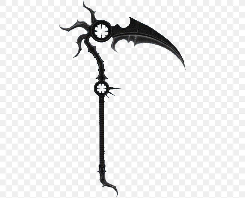 Death Scythe Concept Art Spirit Albarn Png 425x662px Death Art