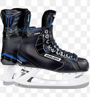 Ice Skates - National Hockey League Ice Hockey Equipment Ice Skates Bauer Hockey PNG