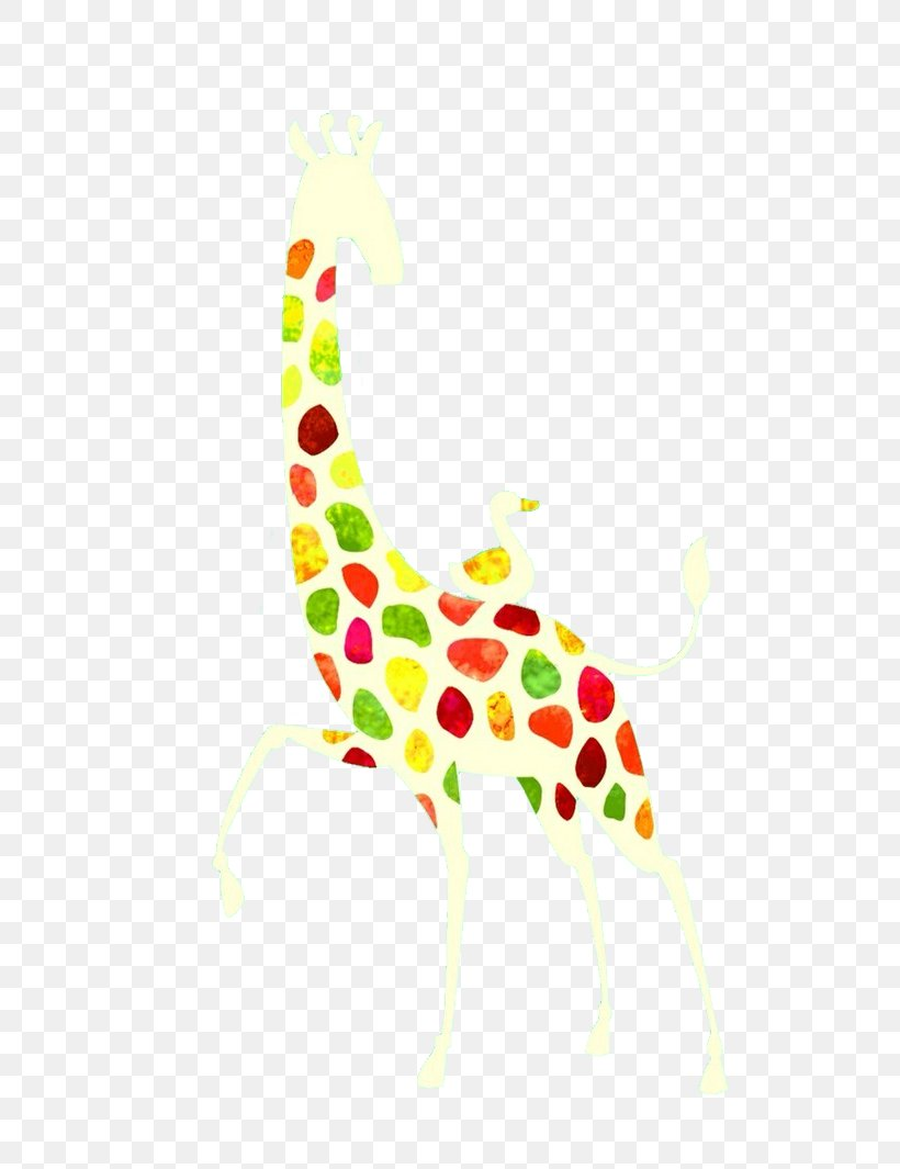 Giraffe Illustration, PNG, 600x1065px, Giraffe, Area, Art, Beak, Bird Download Free