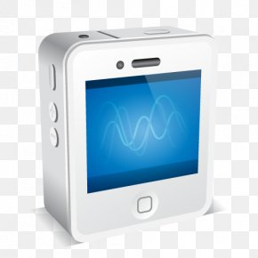 Computer - IPhone 4 Telephone Icon Design PNG