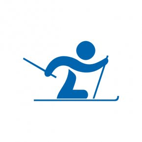 Alpine Skiing Cliparts - Paralympic Games Winter Olympic Games Alpine Skiing PNG