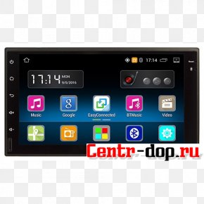 Car - GPS Navigation Systems Car ISO 7736 Vehicle Audio Head Unit PNG