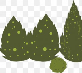 Forest Vector Material - Resource Download Computer File PNG