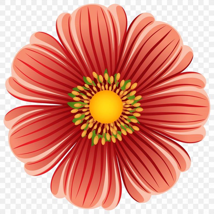Flower Stock Illustration Clip Art, PNG, 7476x7474px, Flower, Blue, Color, Cut Flowers, Daisy Download Free