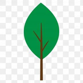 Plant Stem Logo - Green Leaf Tree Plant Logo PNG