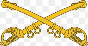 Field Artillery Clipart - United States Cavalry United States Army Regiment PNG