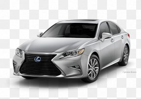 Lexus - 2018 Lexus ES 300h Car Luxury Vehicle Lexus Of Richmond PNG
