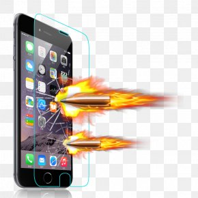 Bullet - IPhone 6 Plus IPhone 4 IPhone 8 Smartphone Screen Protector PNG