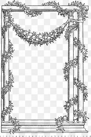 Column - Picture Frames Column Clip Art PNG