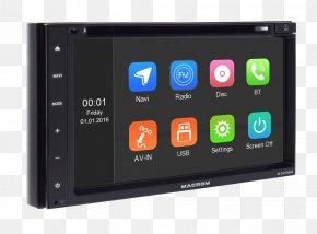 Car - Car GPS Navigation Systems Vehicle Audio ISO 7736 Automotive Navigation System PNG