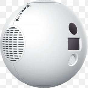 Movie Theater Projector - Smoke Detector Electronics Product Design PNG