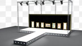 Stage Design - Graphic Design Scenic Design 3D Computer Graphics PNG