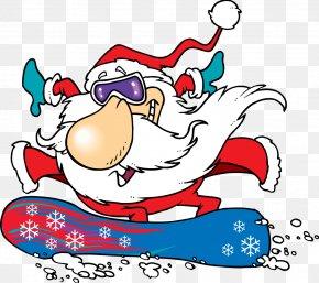 Santa Claus - Santa Claus Clip Art Christmas Openclipart Free Content PNG