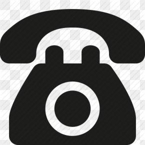 Phone Icon Old, Phone, Telephone Icon - Telephone Mobile Phones Clip Art PNG