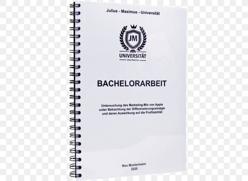 Support to help you write your bachelor thesis.