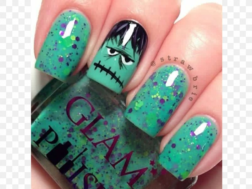 Halloween Nail Art Design Party Png 1024x768px Halloween Art Cosmetics Costume Fashion Download Free
