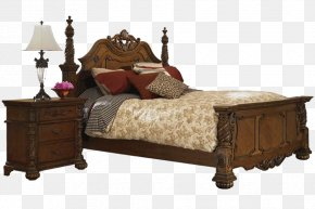 Furniture City Bed - Table Bed Frame Furniture PNG