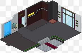House - Habbo House Architecture Hall Haddoz FM PNG