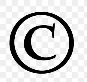 Copyright - Registered Trademark Symbol Euro Sign Logo PNG