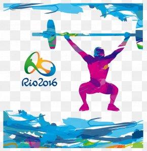 Brazil Rio Olympic Athletes - 2016 Summer Olympics Opening Ceremony Rio De Janeiro The London 2012 Summer Olympics Olympic Symbols PNG