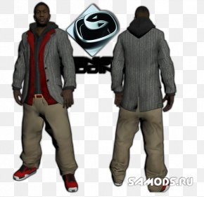 Grand Theft Auto: San Andreas Modding In Grand Theft Auto Hoodie Download PNG