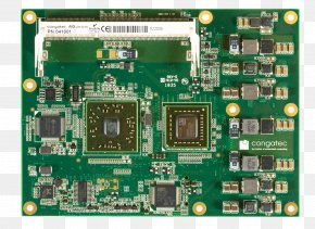 Computer - Microcontroller Central Processing Unit COM Express Computer-on-module Embedded System PNG