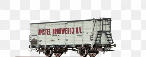 Freight Train - Railroad Car Rail Transport Goods Wagon Locomotive Cargo PNG