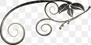 Ornaments - Material Body Jewellery Line Art Circle PNG