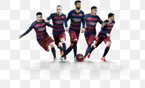 Fc Barcelona - FC Barcelona Football Team Football Player PNG