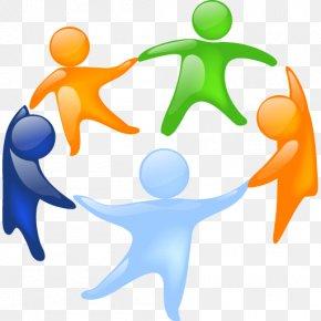 Human Download Icon - Social Media Social Network PNG