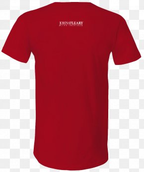T-shirt Red - T-shirt Hoodie Sleeve Sweater PNG