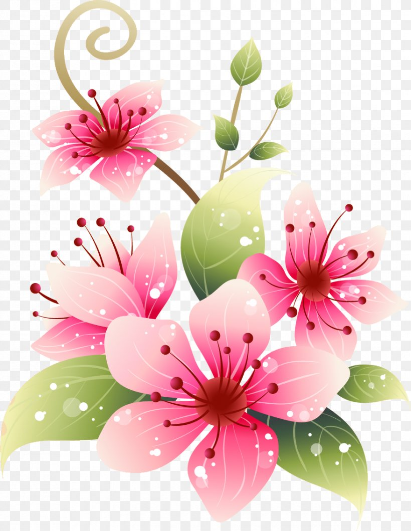 Floral Design Desktop Wallpaper Png 878x1135px Floral Design