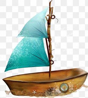 Boat - Boat Sail Clip Art PNG