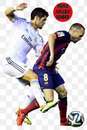 Fc Barcelona - FC Barcelona Football Player Team Sport Andrés Iniesta PNG